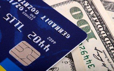 Dollar Bill to Credit Card trick