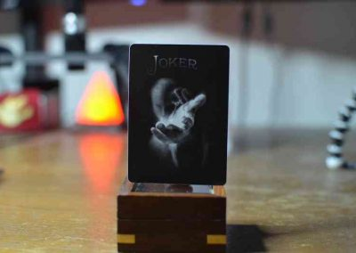 Ellusionist Black Ghost Playing Cards
