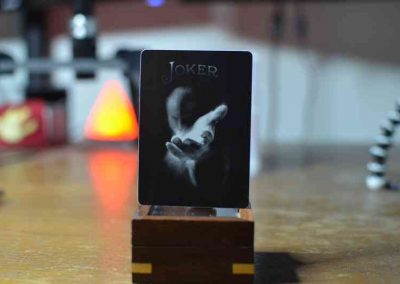 Ellusionist Black Ghost Playing Card 02