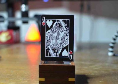 Ellusionist Black Ghost Playing Card 03