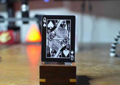 Ellusionist Black Ghost Playing Card 04
