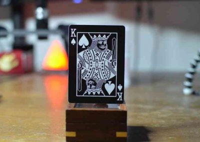 Ellusionist Black Ghost Playing Card 05