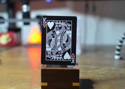 Ellusionist Black Ghost Playing Card 06
