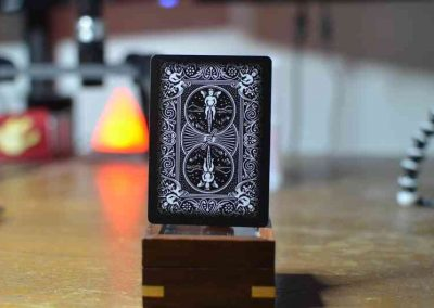 Ellusionist Black Ghost Playing Card 08