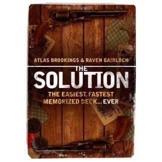 Atlas Brookings The Solution memorized deck